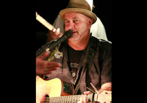 Marty Roberts Singer/Songwriter